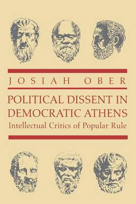 Political Dissent in Democratic Athens by Josiah Ober image