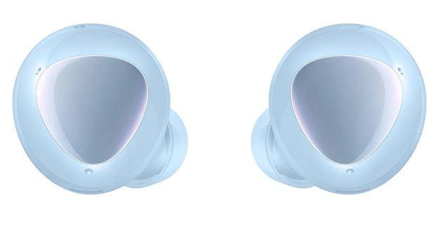 Samsung Galaxy Buds+ (2020) True Wireless In-Ear Headphones - Blue