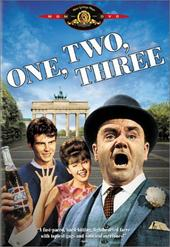 One, Two, Three on DVD