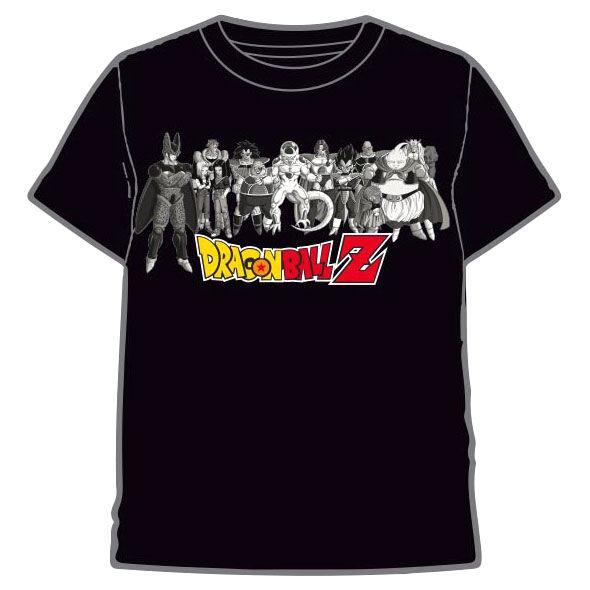 Dragon Ball Z: Characters - Kids T-Shirt (Size: 8)