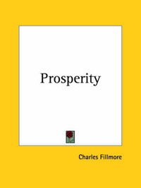 Prosperity (1936) by Charles Fillmore image