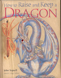 How to Raise and Keep a Dragon by Joe Nigg image