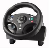 Logitech Speed Force Wheel for GameCube for GameCube