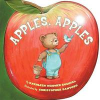 Apples Apples by Kathleen Weidner Zoehfeld image