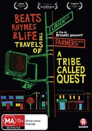 Beats, Rhymes & Life: The Travels of a Tribe Called Quest on DVD