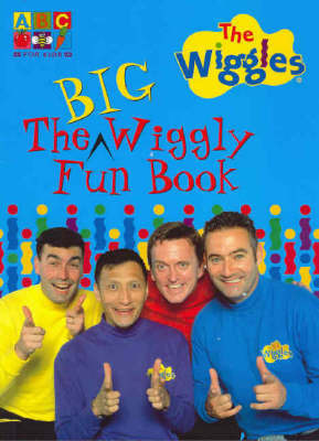 The Big Wiggly Fun Book