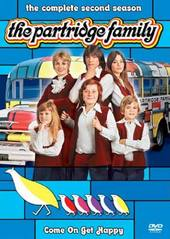 Partridge Family, The - Complete Season 2 (3 Disc Set) on DVD