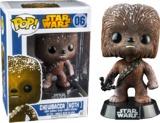 Star Wars - Chewbacca Snow Drift Pop! Vinyl Bobble Figure