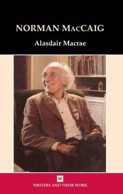 Norman MacCaig by Alasdair D.F. Macrae image