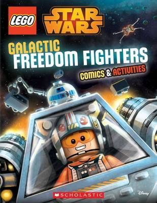 Galactic Freedom Fighters Activity Book by Ameet Studio