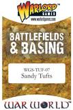 Warlord Scenics: Sandy Tufts