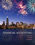 Financial Accounting with Connect Accounting Plus Access Code by J.David Spiceland