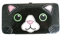 Freaks & Friends: Glitter Cat - Wallet