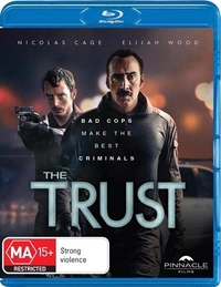 The Trust on Blu-ray image