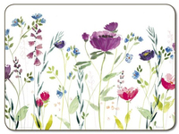 Spring Flowers Placemats (Set of 6)