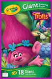 Crayola: Giant Coloring Pages – Trolls