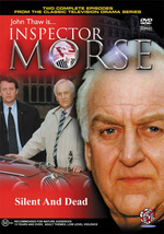 Inspector Morse - Silent And Dead on DVD