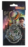 Harry Potter: Hogwarts School Crest - Pewter Key Chain