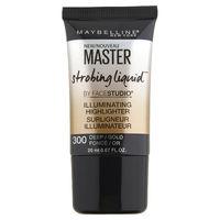 Maybelline Face Studio Master Strobing Liquid (300 - Deep Gold)