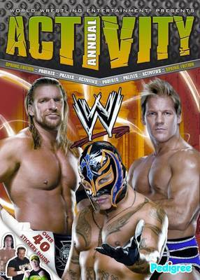 WWE Spring Activity Annual: 2010 image