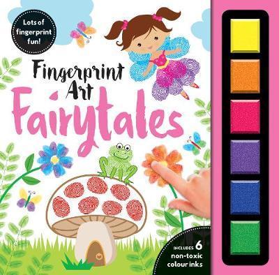 Finger Print Art Fairytales