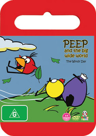 Peep and the Big Wide World - The Windy Day on DVD