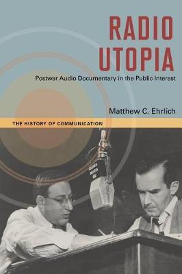 Radio Utopia by Matthew C. Ehrlich image