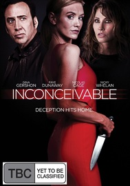 Inconceivable on DVD