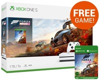 Xbox One S 1TB Forza Horizon 4 Console Bundle for Xbox One