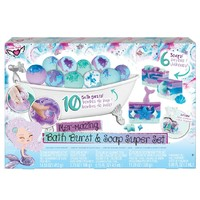 Crayola: Creations - Bath Burst & Soap Making Super Set