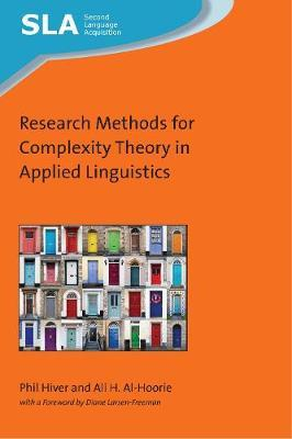 Research Methods for Complexity Theory in Applied Linguistics by Phil Hiver