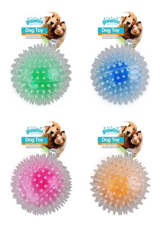 Pawise: Flash Bouncer Ball - Large
