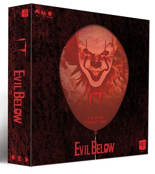 IT: Evil Below - Board Game