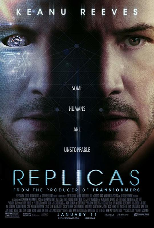 Replicas on DVD