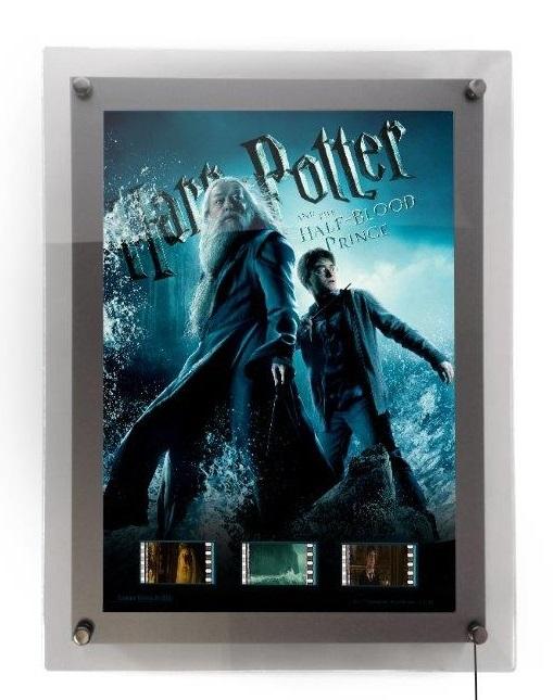 FilmCells: Harry Potter (Half Blood Prince) - Acrylic LightCell