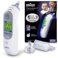 Braun IRT6520 ThermoScan 7 Ear Thermometer - White