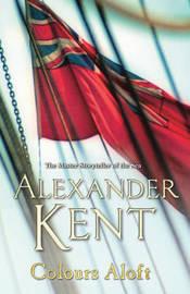 Colours Aloft by Alexander Kent image