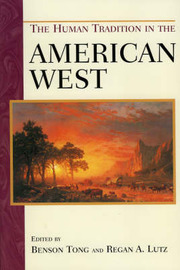The Human Tradition in the American West image