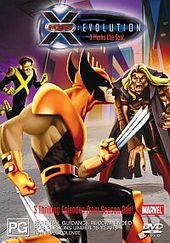 X-Men - Evolution: X Marks The Spot on DVD