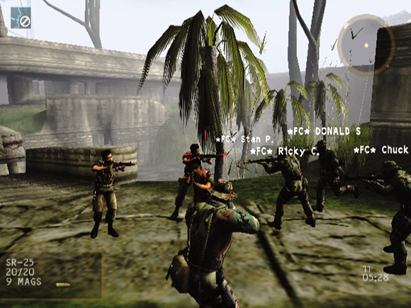 SOCOM U.S Navy Seals (with Headset) for PS2 image