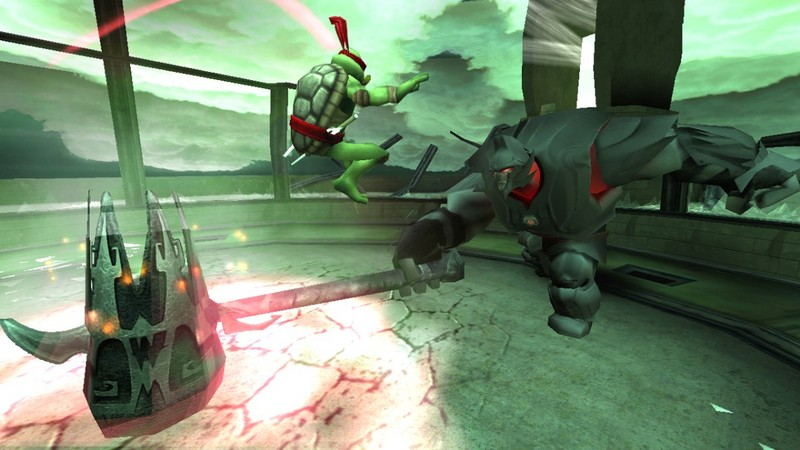 Teenage Mutant Ninja Turtles for Xbox 360 image