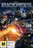 Transformers 2: Revenge of the Fallen DVD