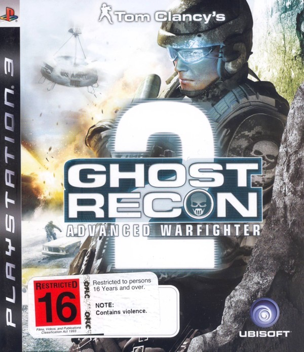 Tom Clancy's Ghost Recon: Advanced Warfighter 2 for PS3