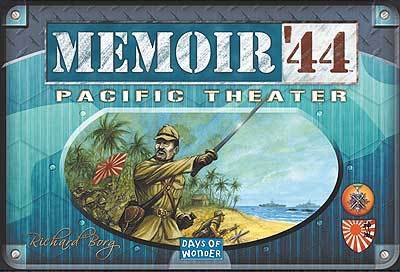 Memoir '44: Pacific Theater Expansion