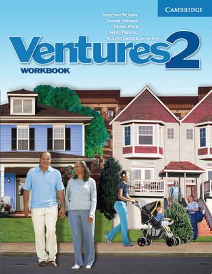 Ventures 2 Workbook by Gretchen Bitterlin