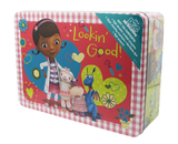 Disney Doc Mcstuffins Art Gift Tin