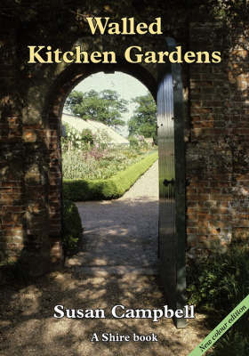 Walled Kitchen Gardens by Susan Campbell image