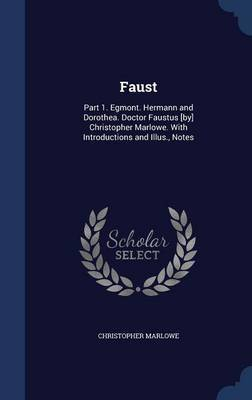 Faust by Christopher Marlowe