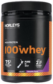 Horleys 100% Whey - Chocolate (340g)