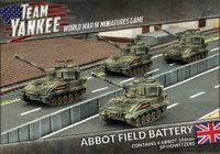 Flames of War: Team Yankee - Abbot Field Battery